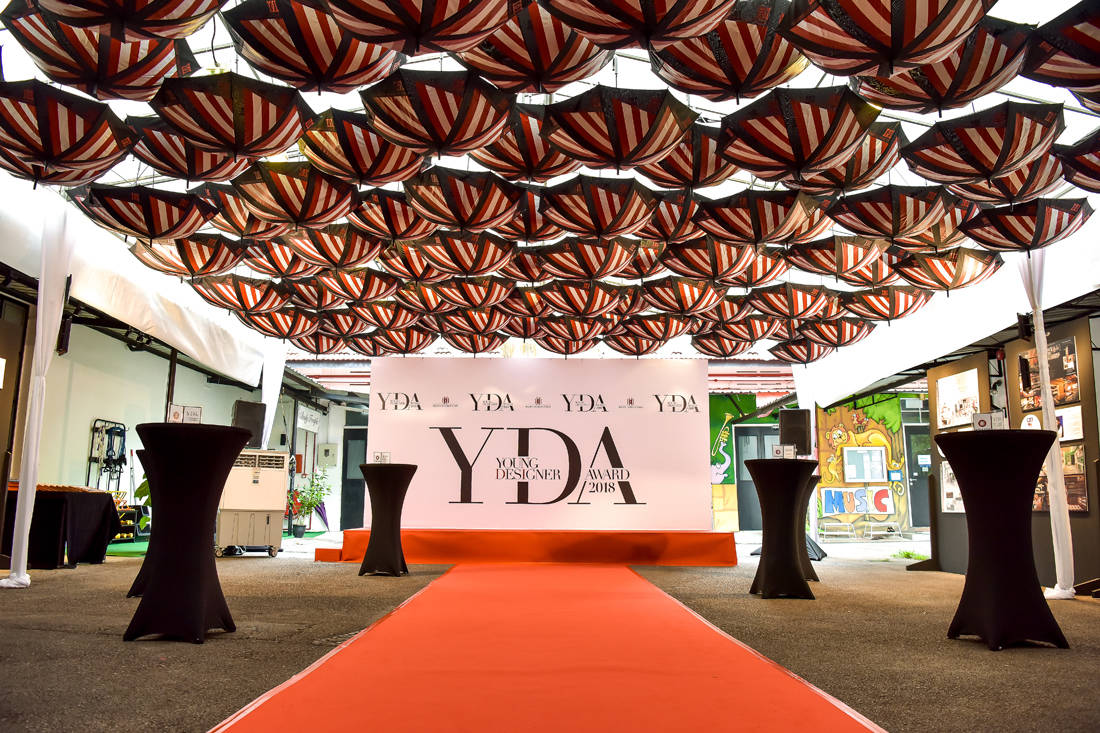 Design Intervention Young Designer Award 2018