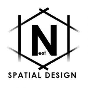 Nest Spatial Design Logo