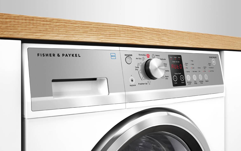 Fisher & Paykel 8kg condensing dryer