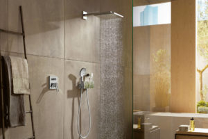 hansgrohe Raindance E Overhead Showers