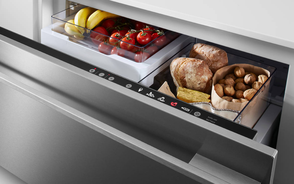 Fisher & Paykel 90cm CoolDrawer™ Multi-Temperature Refrigerator (RB90S64MKIW2)