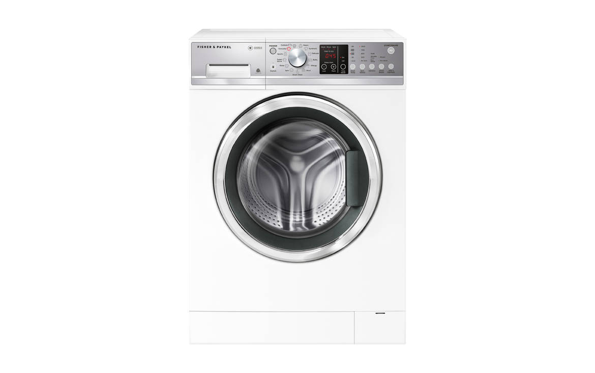 Fisher & Paykel 9kg Front Loader Washer (WM1490F1)