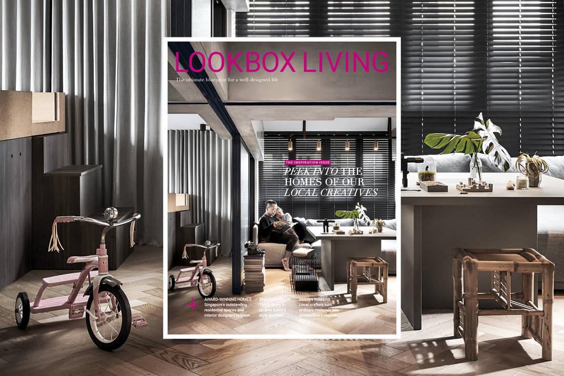Lookbox Living Inspiration issue LB58