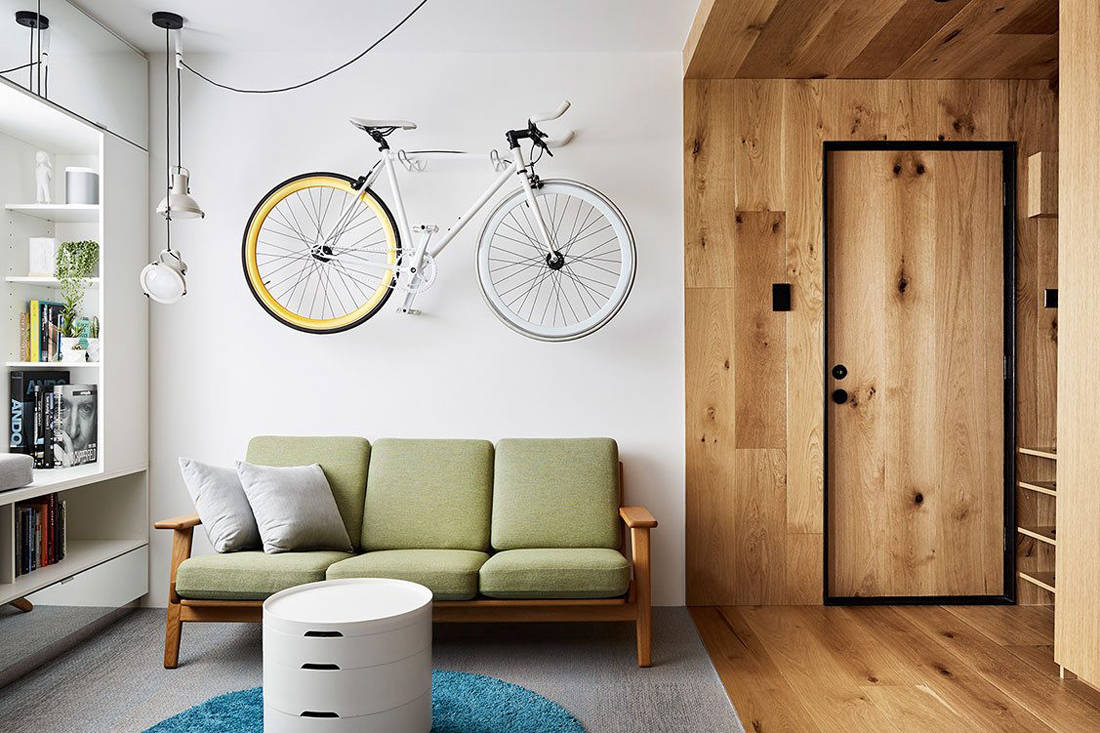 Lookbox Living Inspiration issue - Type Street Apartment by Tsai Design cc Tess Kelly