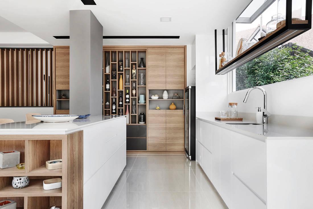 Terrace house kitchen by Design Zage (2)