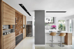 Terrace house kitchen by Design Zage