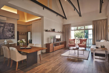 Cottage living made possible in Singapore