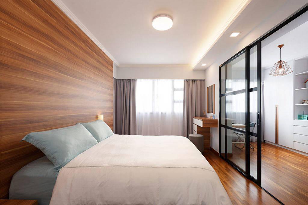 scandi-style HDB flat