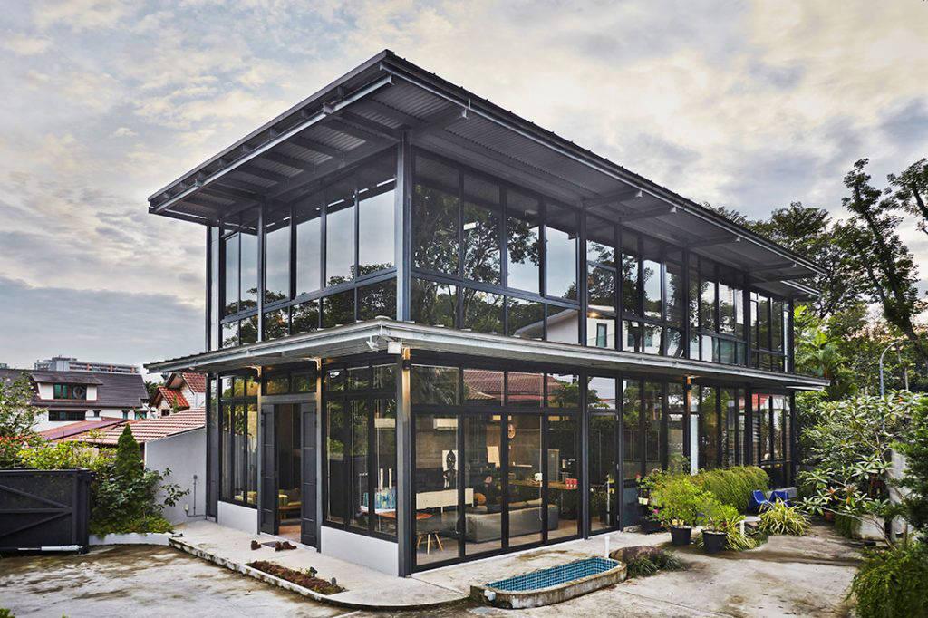 lookbox living reno steel house 3d conceptwerke