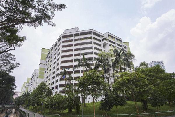 HDB resale flat