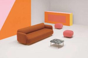curvy furniture milan design week