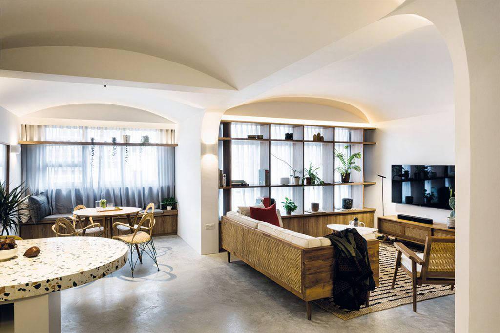 lookbox living reno Goy Architects