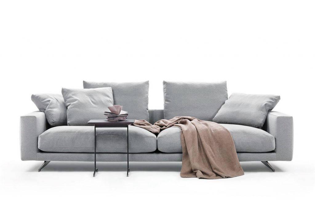lookbox living sofa flexform