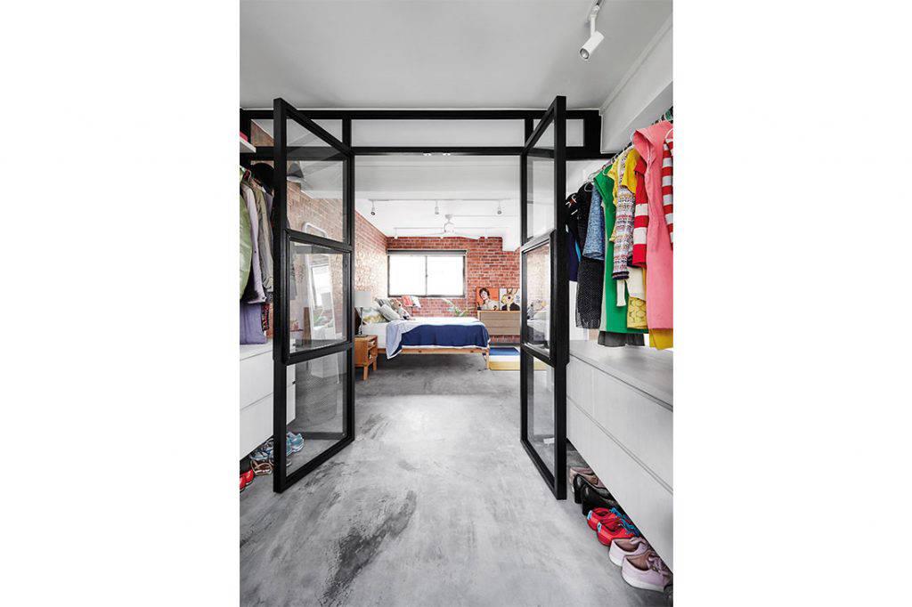 lookbox living reno linear space concepts