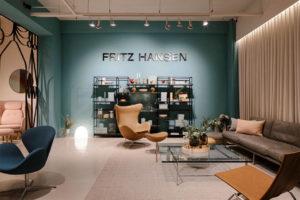 Fritz Hansen Lounge