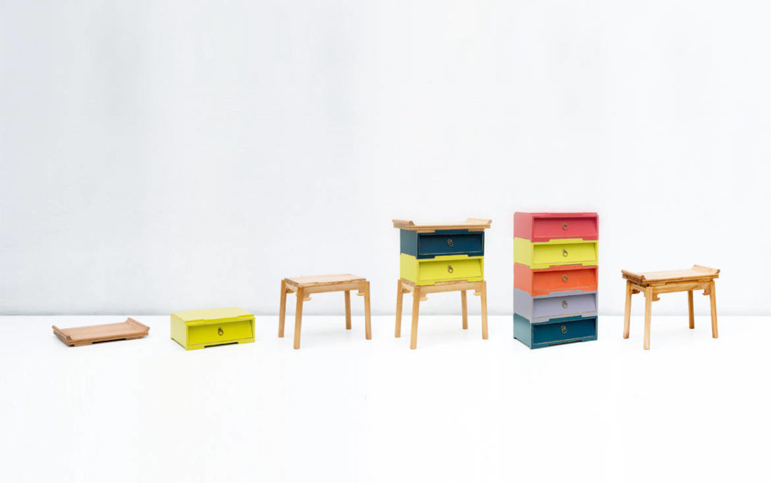 Lookbox Living Collection Shang System