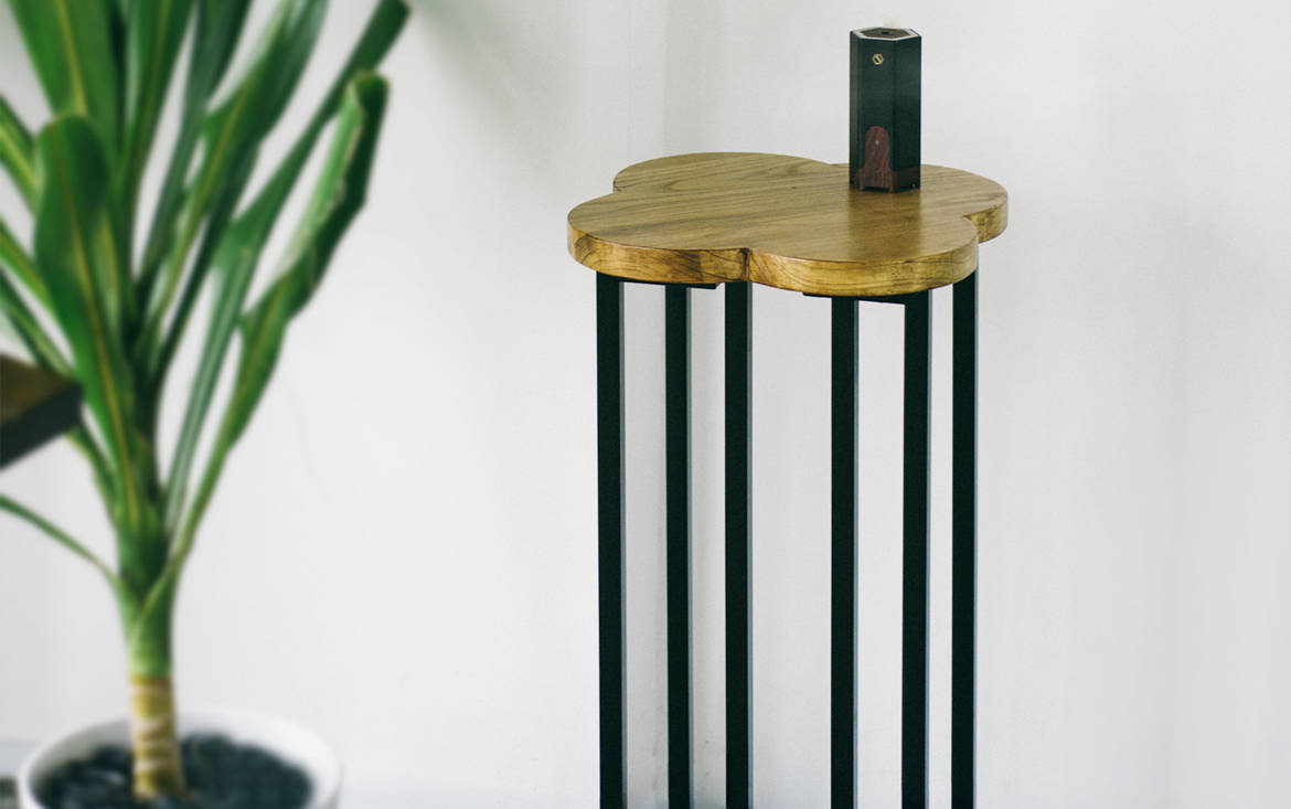 Lookbox Living Collection YUAN Loft Side Tables 006