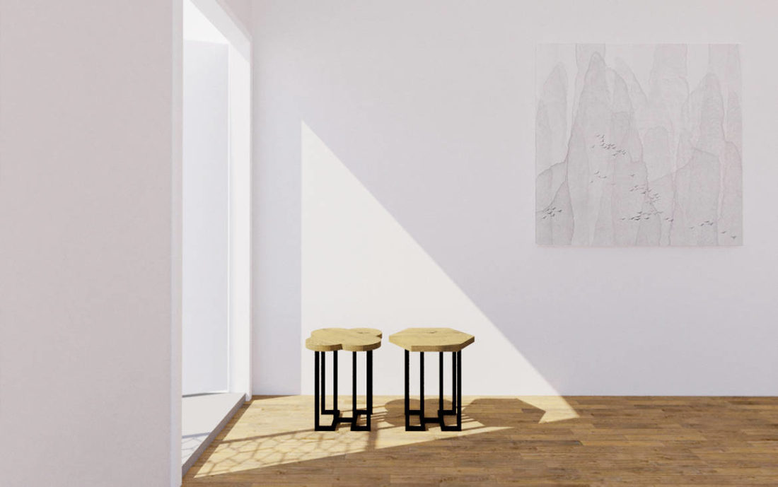 Lookbox Living Collection YUAN Loft Side Tables 007