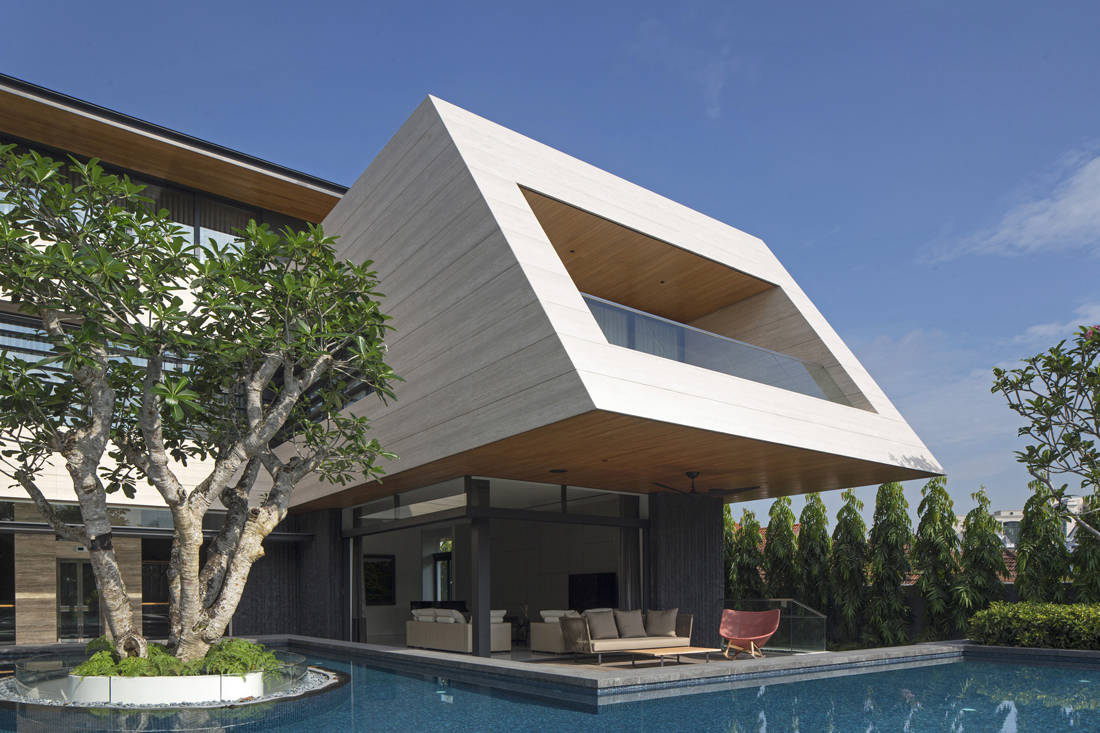 award-winning homes - Forever House byWallflower Architecture + Design