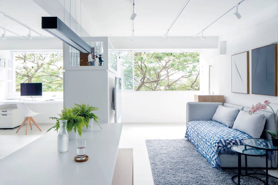 award-winning homes - Trees, Bruce & Connections by ARKHILITE