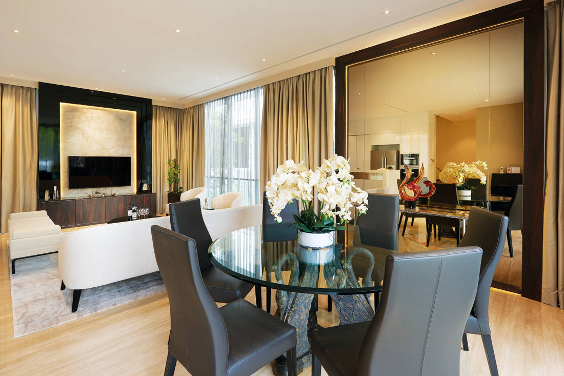 luxury design by The Interior Place