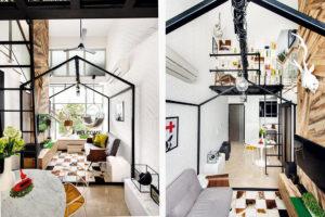 studio apartment prozfile