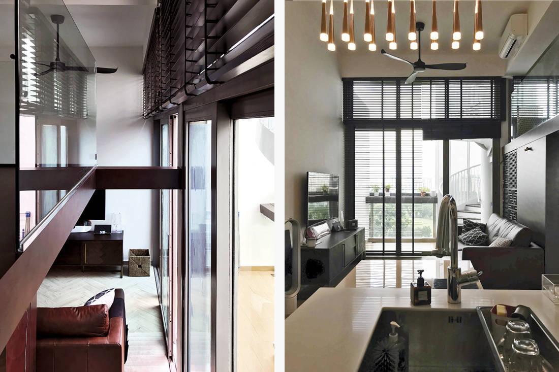 studio apartment by Nest spatial Design hero image
