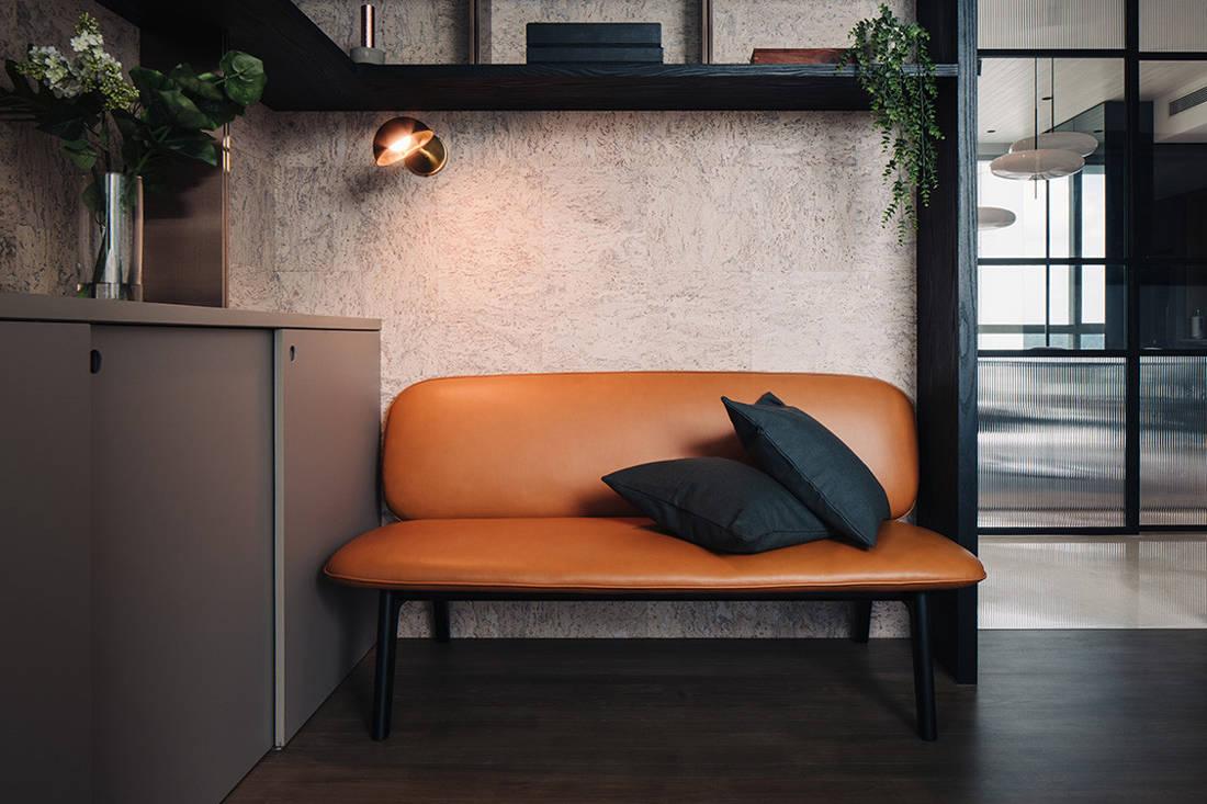 timeless Grange Garden Apartment study by Gabriel Tan