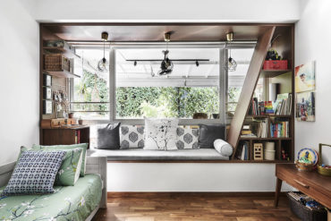 A tropical oasis designed for work, play and family time