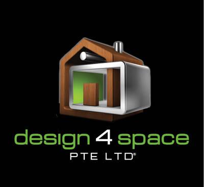 Design 4 Space logo