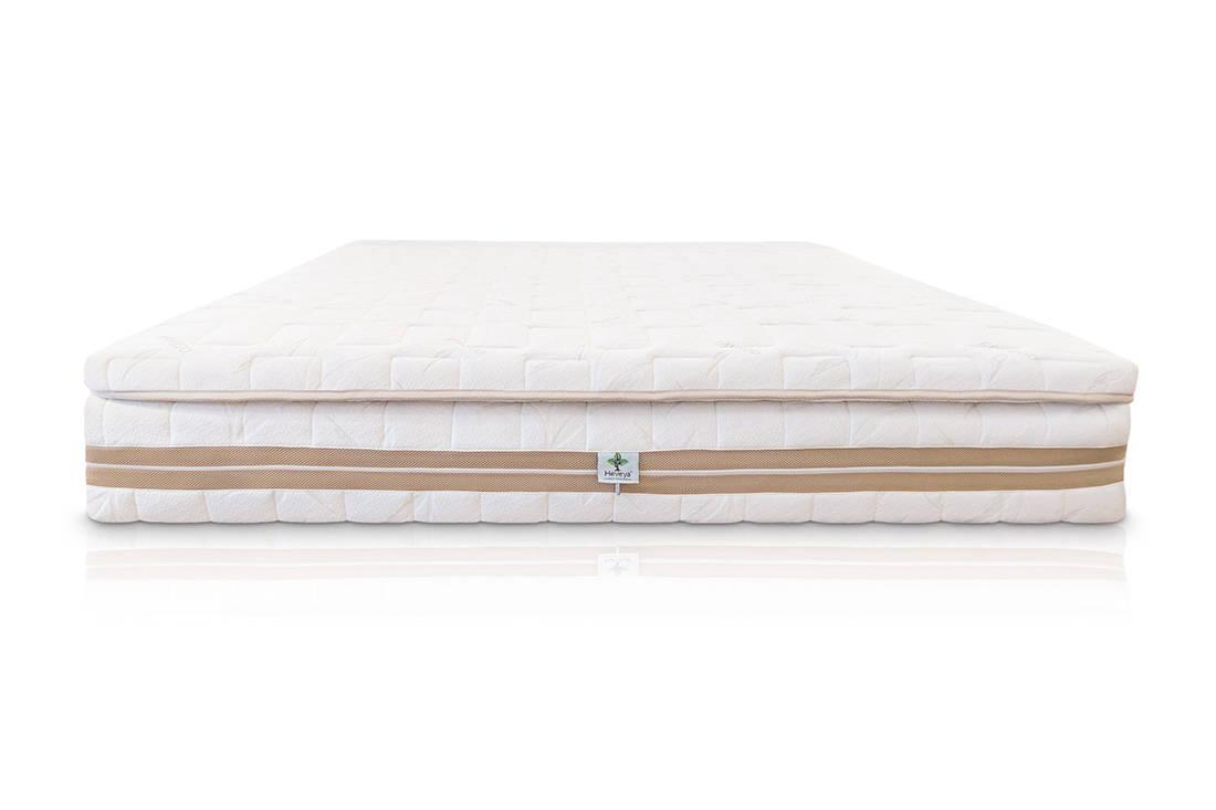European Bedding Heveya Natural Organic Latex Mattress III front view