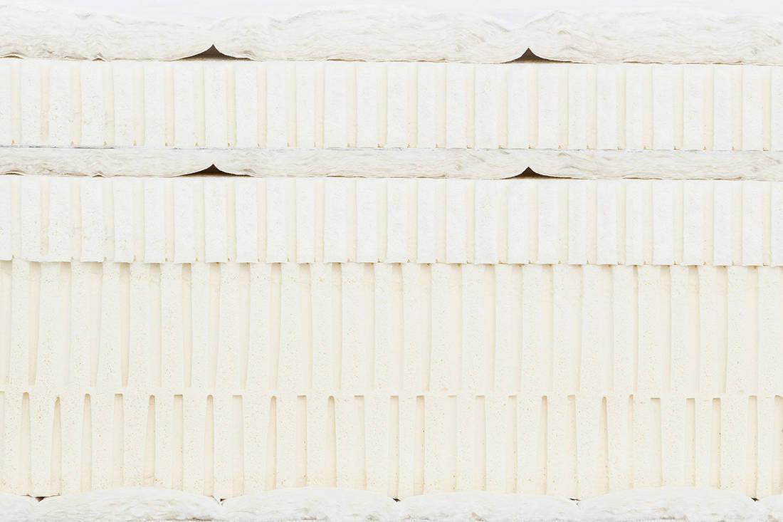 European Bedding Heveya Natural Organic Latex Mattress III layers