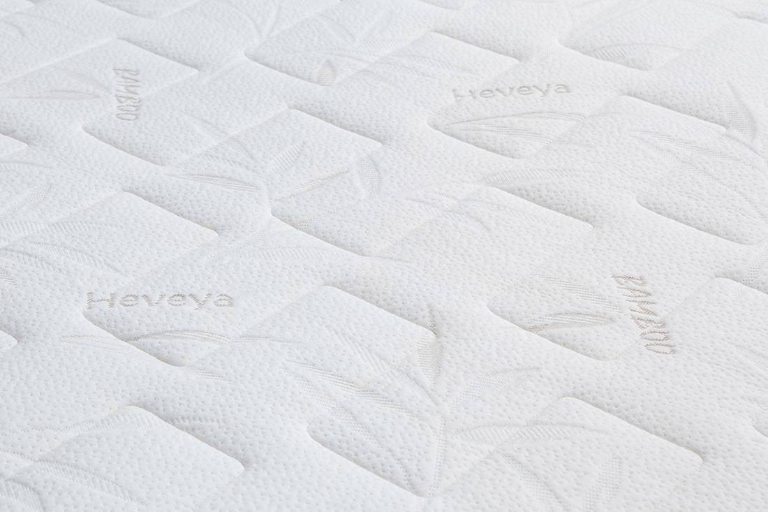 European Bedding Heveya Natural Organic Latex Mattress III bamboo cover