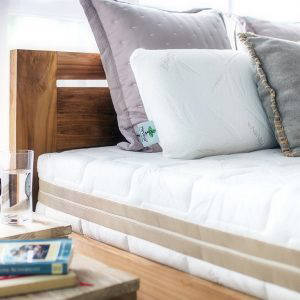 European Bedding Heveya Natural Organic Latex Mattress II
