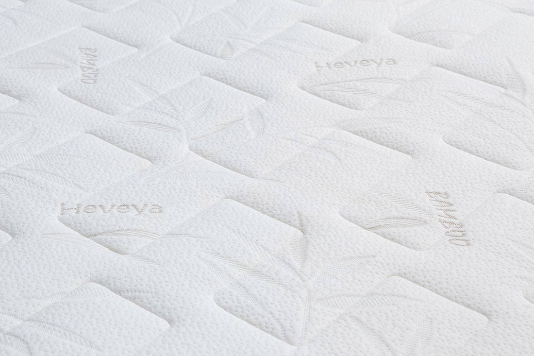 European Bedding Heveya Natural Organic Latex Mattress I cover