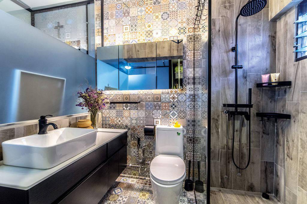 comfortable maisonette bathroom IDID