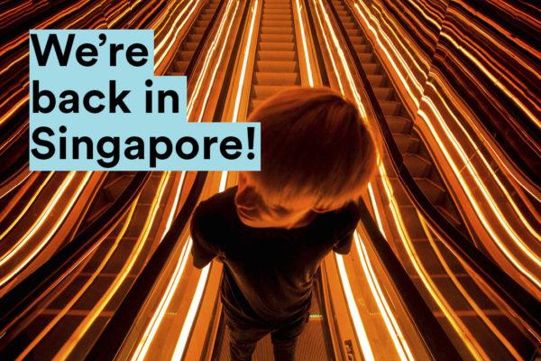 Saturday Indesign Singapore