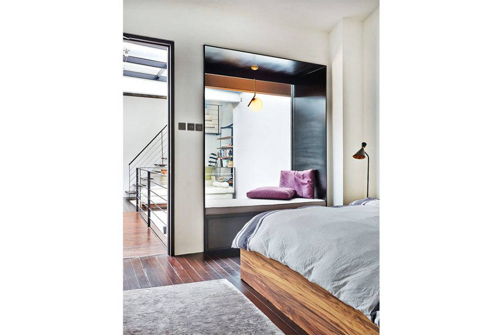 shophouse bedroom Joey Khu ID