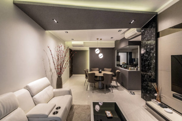 timeless Yishun apartment by Metier Planner