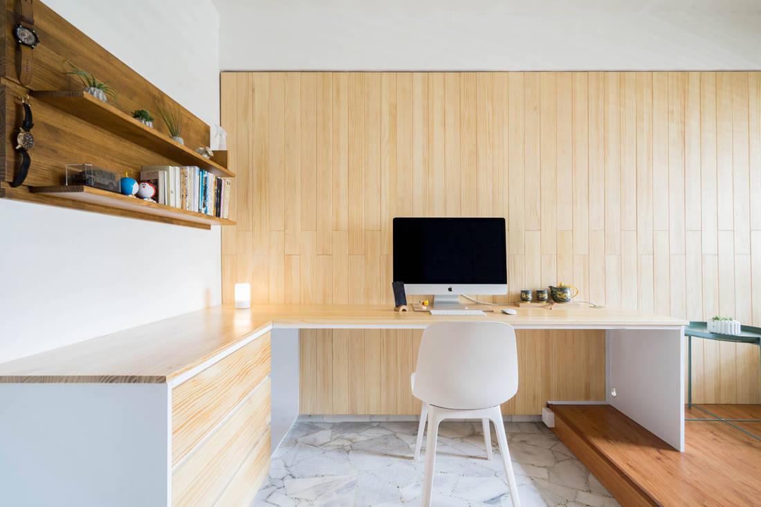 Hock Hoon identify good custom carpentry