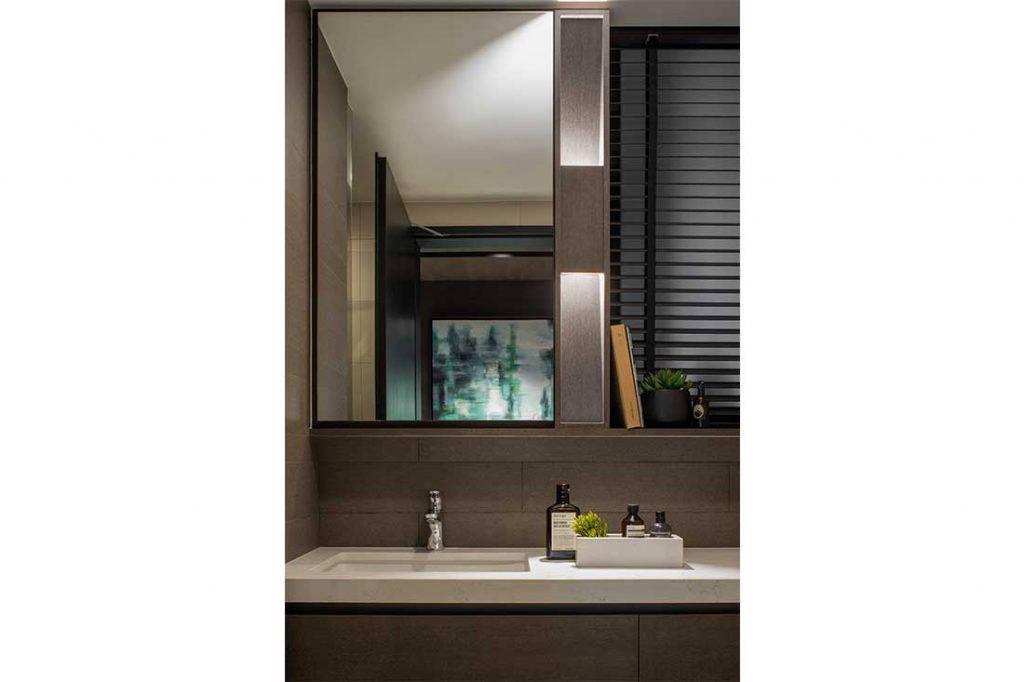 monochrome apartment Joey Khu ID