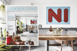 Lookbox Living small space issue 60