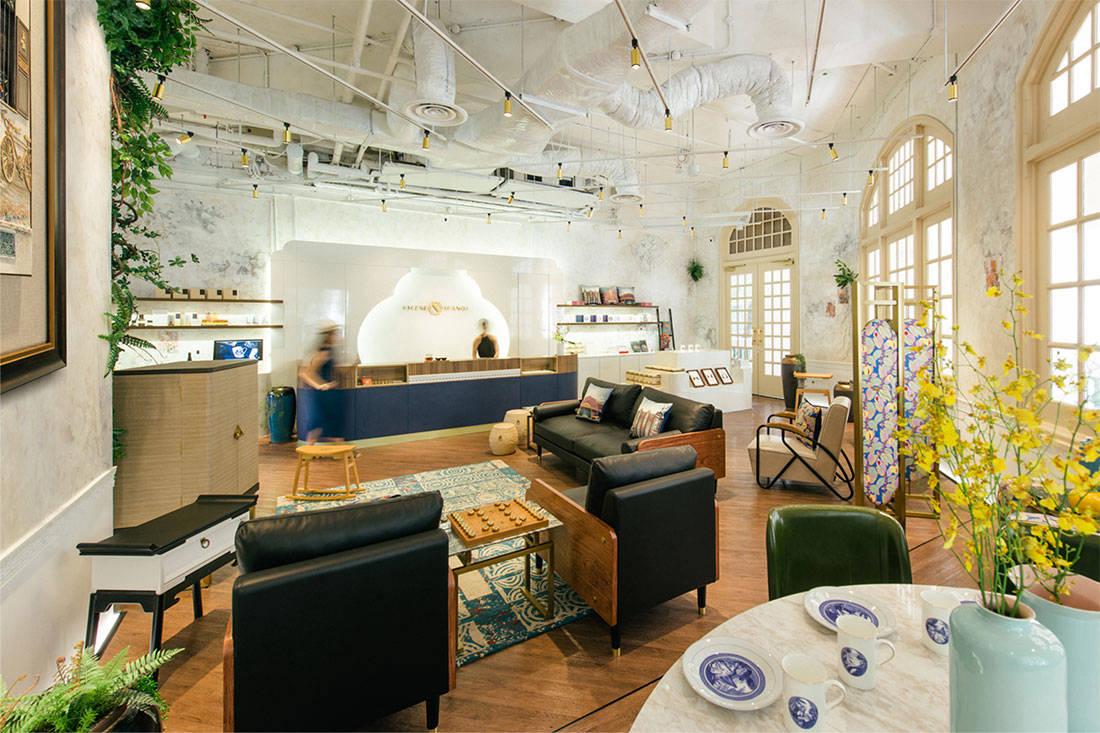 SCENE SHANG store Raffles Hotel