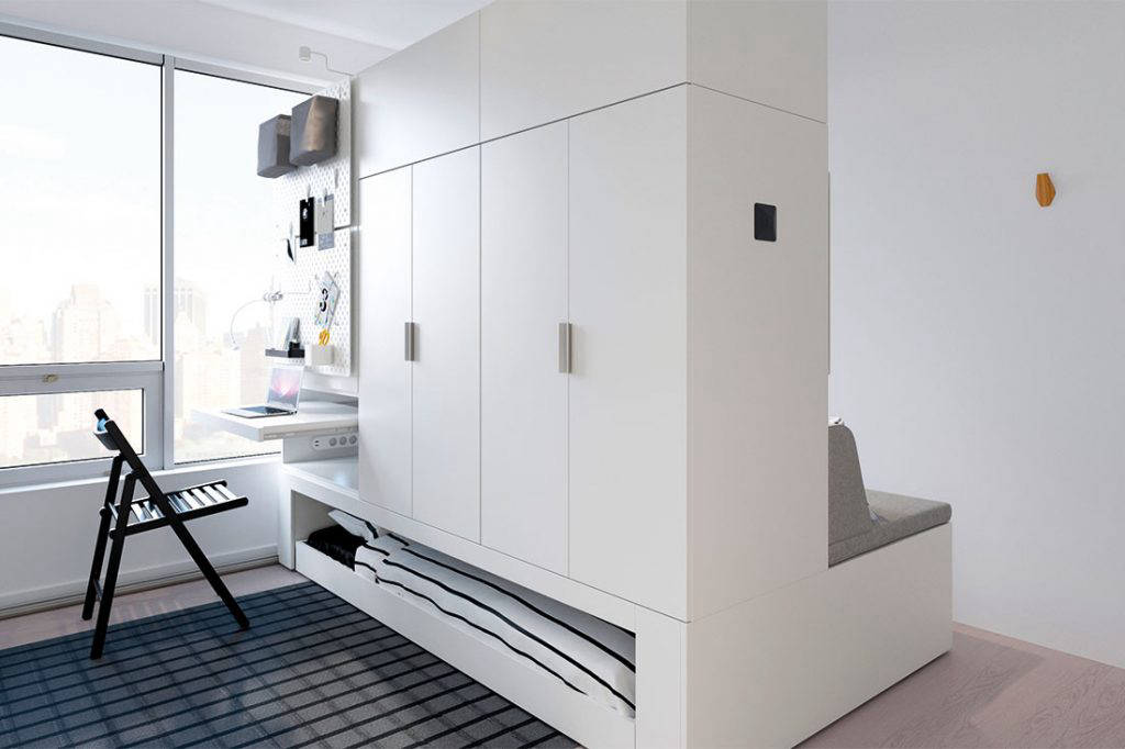 Lookbox Living small space IKEA