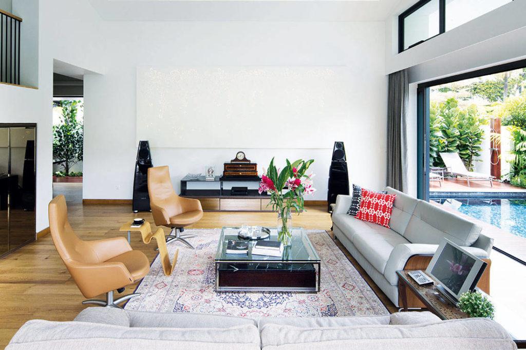 luxurious retreat bungalow Prozfile