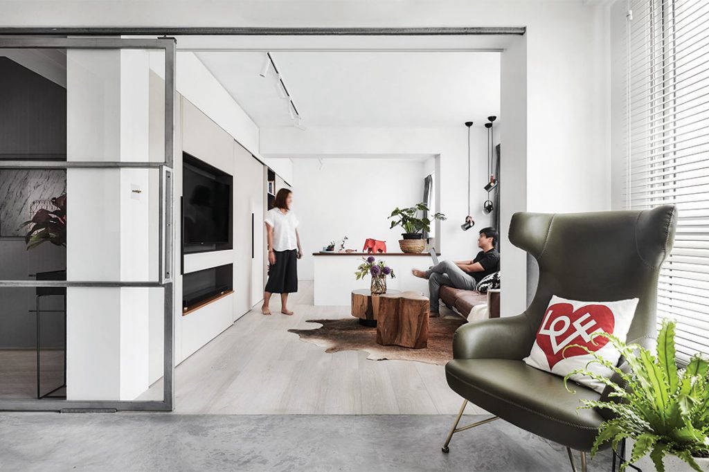 Lookbox Living small space