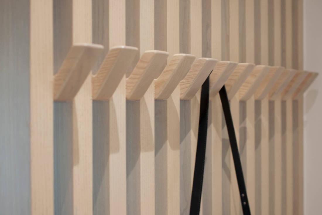 Bean Buro Residential_Urban Cocoon hanger detail
