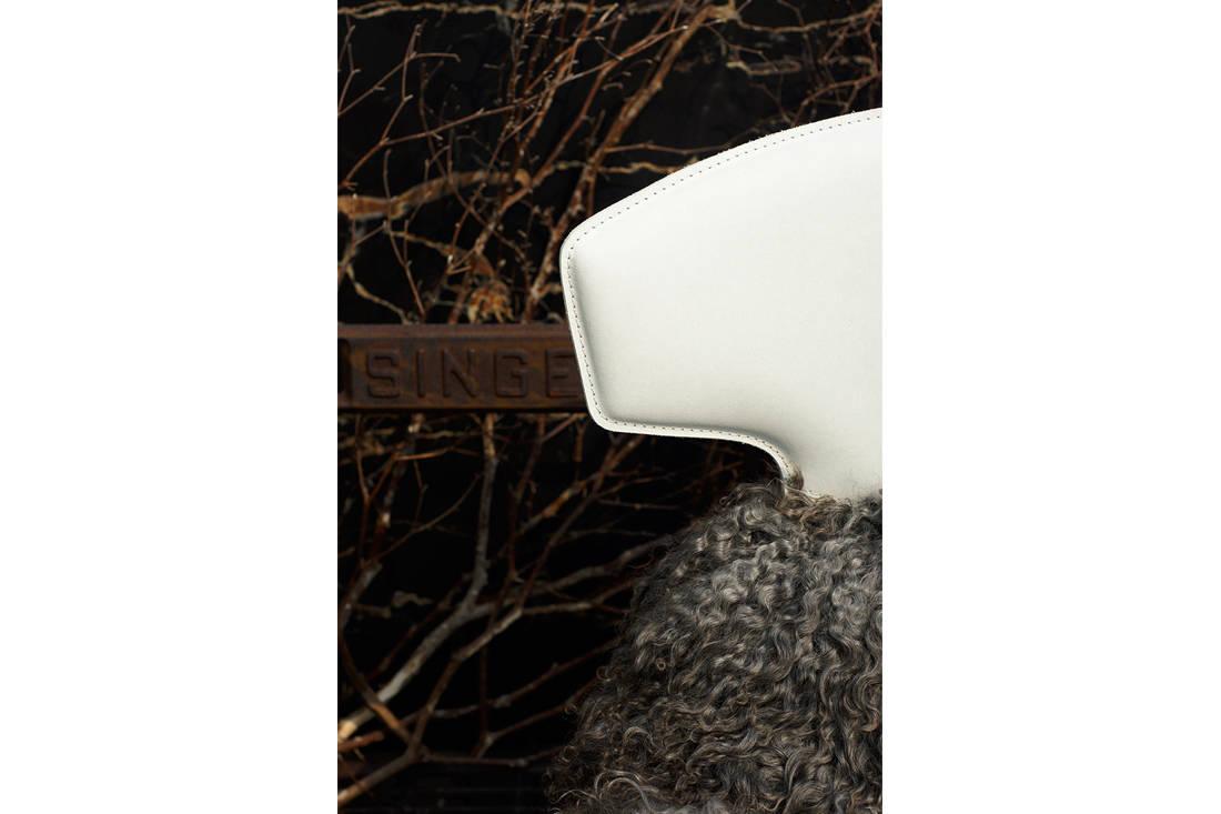 P5 Studio x Frag AR_T chair - Atelier Ikebuchi
