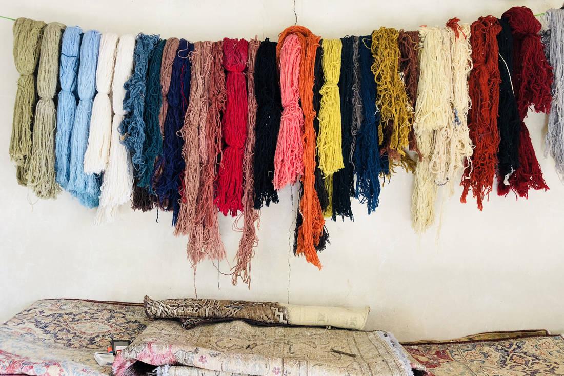 Saturday Indesign hassans carpets
