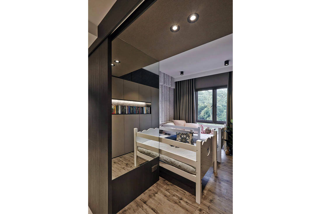 family-friendly home by Minimology - kid's bedroom